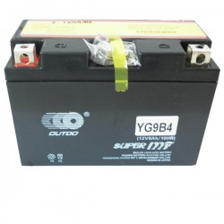 Bateria de Gel 12V 8Ah - YG9B4OUT
