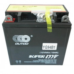 Bateria de Gel 12V 9,5Ah - YG94B1OUT