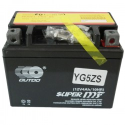 Bateria de Gel 12V 4Ah - YG5ZSOUT