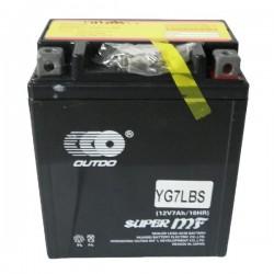 Bateria de Gel 12V 7Ah - YG7LBSOUT