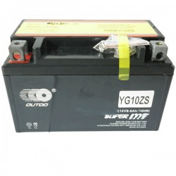 Bateria de Gel 12V 8,6Ah - YG10ZSOUT