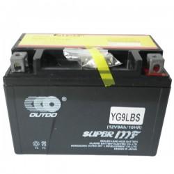 Bateria de Gel 12V 8Ah - YG9LBSOUT