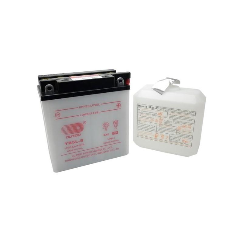 Bateria Outdo 12V 5Ah - YB5LBOUT