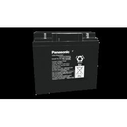 Bateria Panasonic 12V 22Ah Ciclica