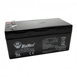 Bateria Diamec 12V 3,3Ah S Terminal F1