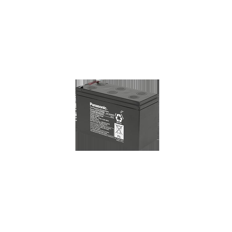 Bateria Panasonic 12V 7,2Ah Terminal F1