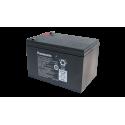 Bateria Panasonic 12V 16Ah Terminal F2