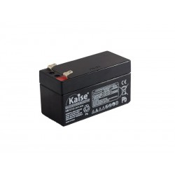 Bateria Kaise Standard 12V 1,3Ah Terminal F1