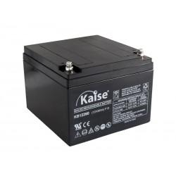 Bateria Kaise Standard 12V 26Ah Terminal F13