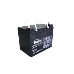Bateria Kaise 12V 33Ah Cíclica Solar Terminal F11
