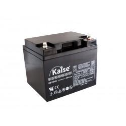 Bateria Kaise 12V 45Ah Cíclica Solar Terminal F11