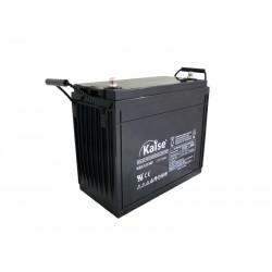 Bateria Kaise 12V 134Ah Cíclica Solar Terminal F12