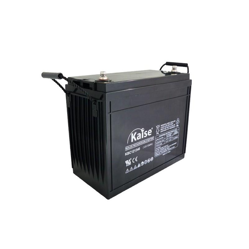 Bateria Kaise Deep Cycle 12V 134Ah Terminal F12