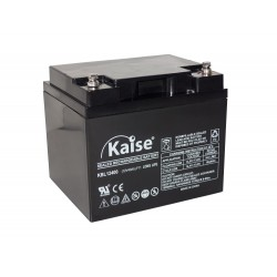Bateria Kaise Long Life 12V 40Ah Terminal F11