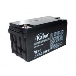 Bateria Kaise Long Life 12V 65Ah Terminal F12