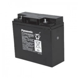Bateria Panasonic 12V 17Ah Terminal BN M5