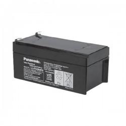 Bateria Panasonic 12V 3,4Ah Terminal F1