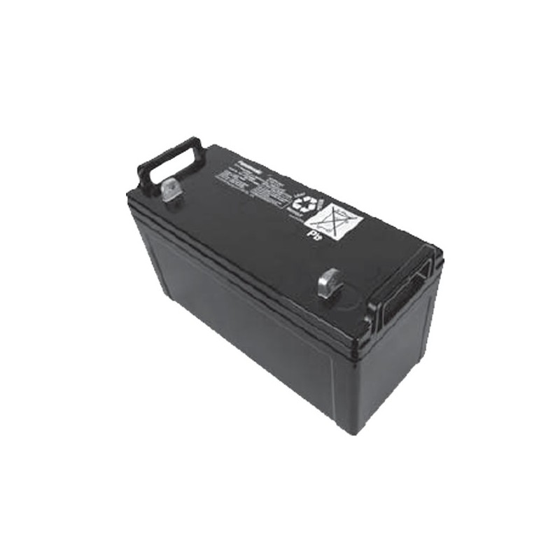 Bateria Panasonic 12V 120Ah Terminal BN M8