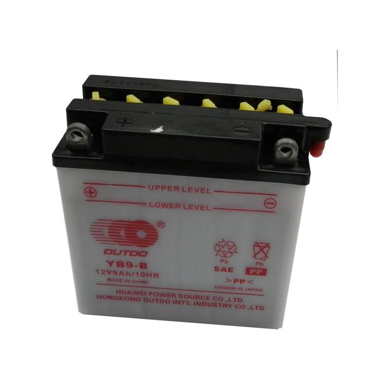 Bateria Outdo 12V 9Ah - YB9BOUT