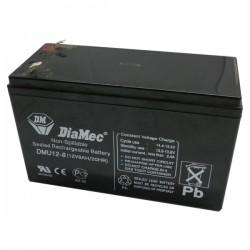 Bateria Diamec 12V 8Ah Terminal F1