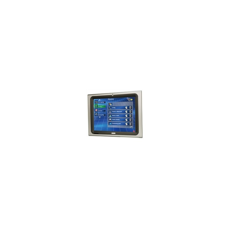 "Painel PC 15"" Intel Atom N270 1.6GHz"