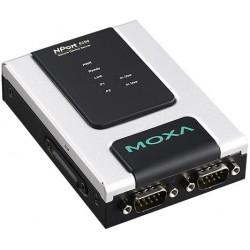 Servidor Portas Série NPort 6250 - 2 ports RS 232 422 485 secure device server