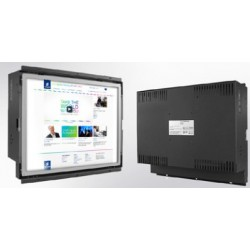 Open Frame 19´´ Wide LCD Monitor VGA 1440 X 900, 300 nits Resistive Touch