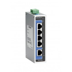 Switch Ethernet EDS-205A - 5 x 10/100BaseT(X)